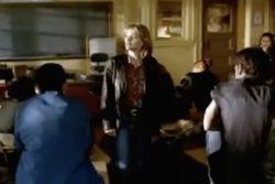 """Michelle Pfeiffer in """"Dangerous Minds."""""""