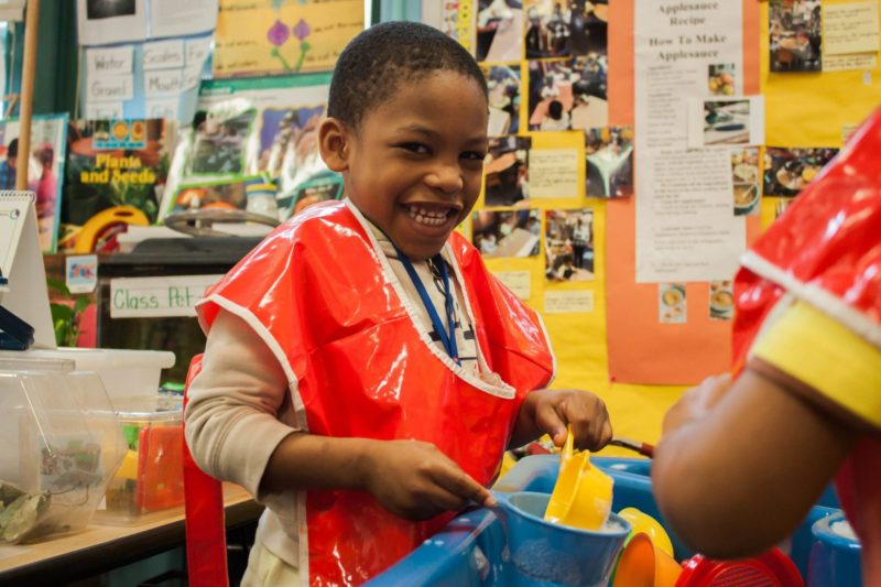 Who should pay for preschool for middle class families