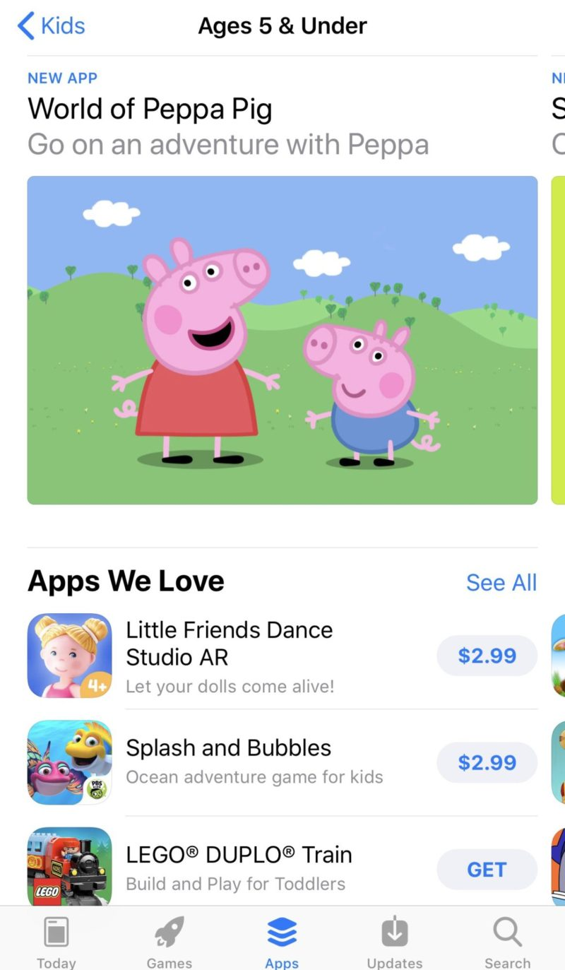 Few preschool apps are developmentally appropriate, report finds