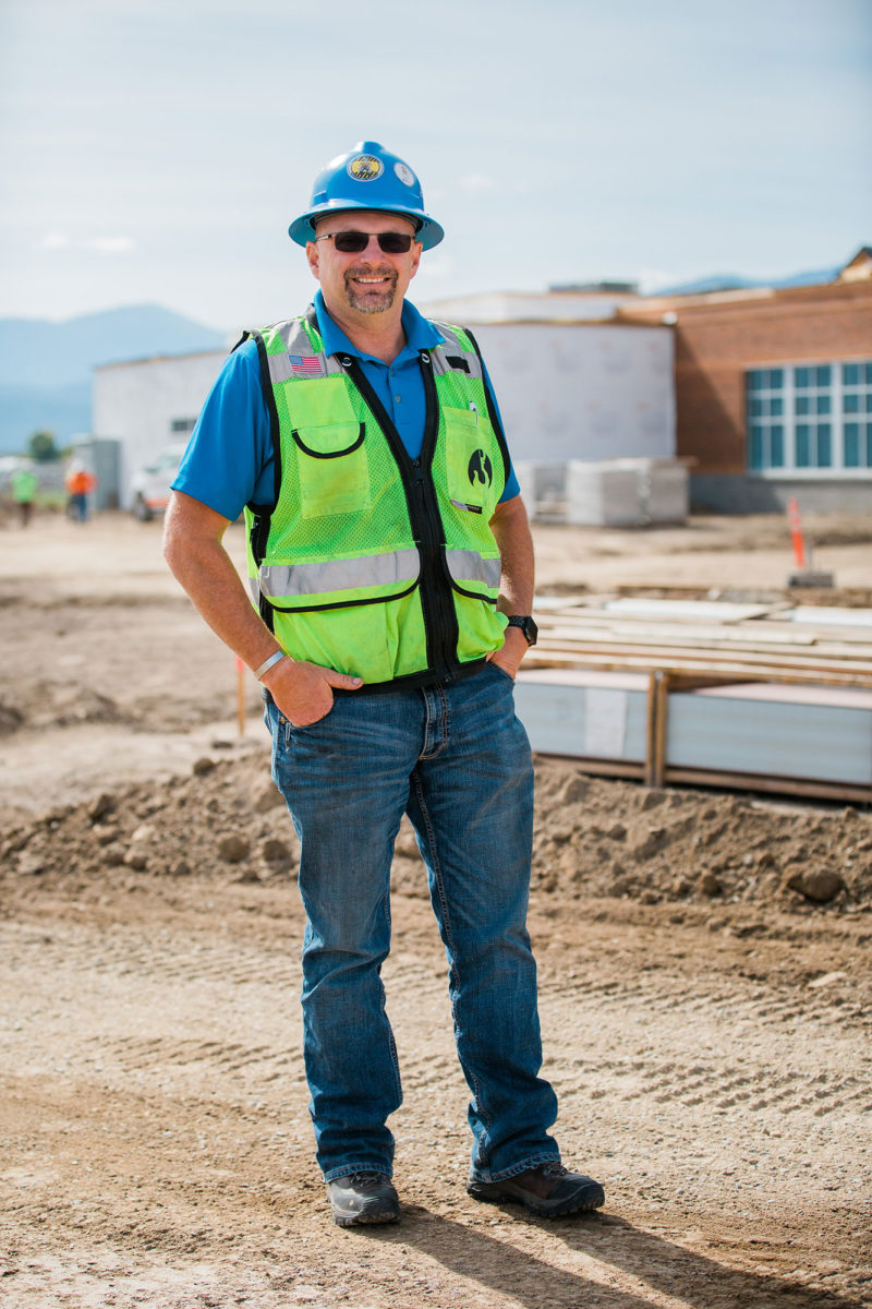 "Montana's use of data to steer graduates into high-demand fields is helping industries like his, says Bill Fritz, operations manager for a construction company. ""Trying to find qualified and good people that want to work in the industry is super tough."""