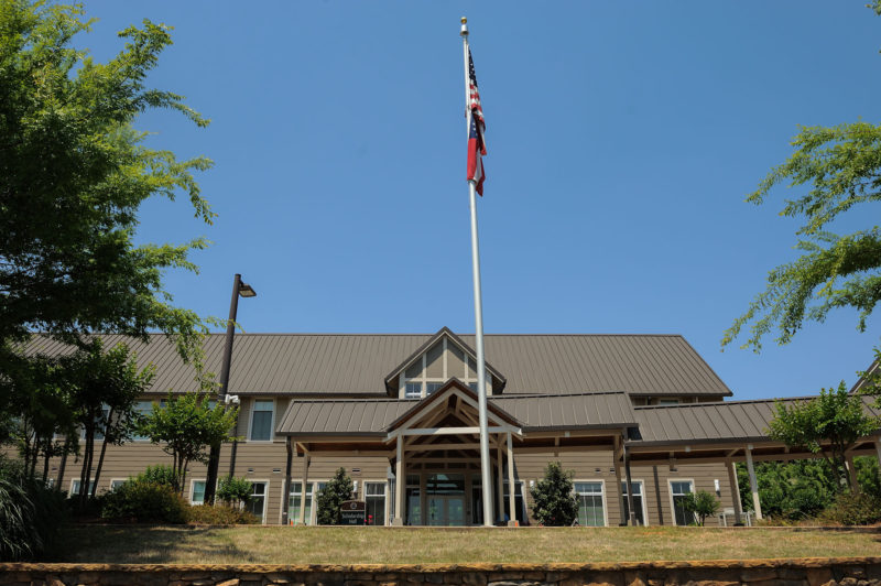 Lake Oconee Academy was the brainchild of the Reynolds Lake Oconee real estate company.