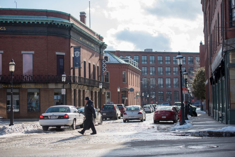 Twenty-one percent of Lowell residents live in poverty; the average rate in small metro areas nationwide is 17 percent.