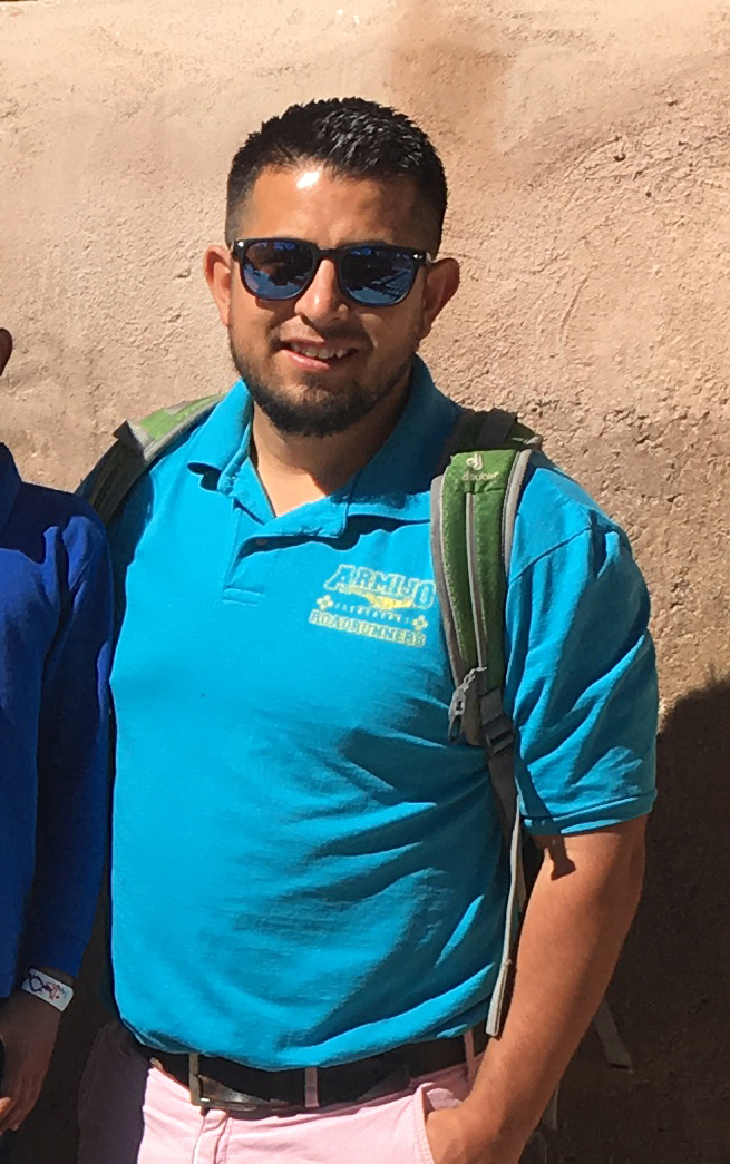 While teaching in the bilingual program at Armijo Elementary School in Albuquerque several years ago, Juan Ortega provided support to one of his fourth graders whose father was deported. Ortega is a dual-language teacher at Coronado Elementary now, but hopes to return to Armijo as principal one day