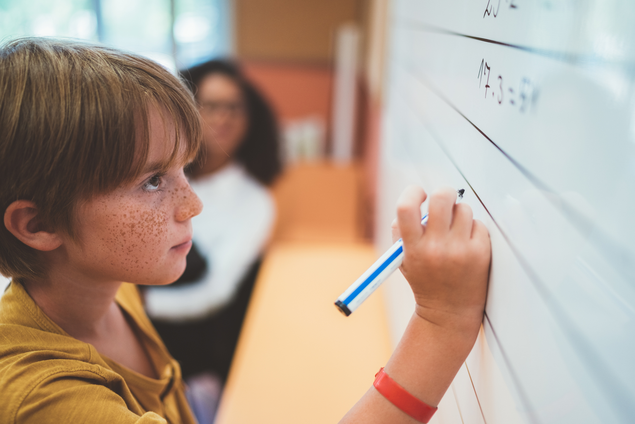 TEACHER VOICE: This parent intervention helps sixth-graders relate — to math