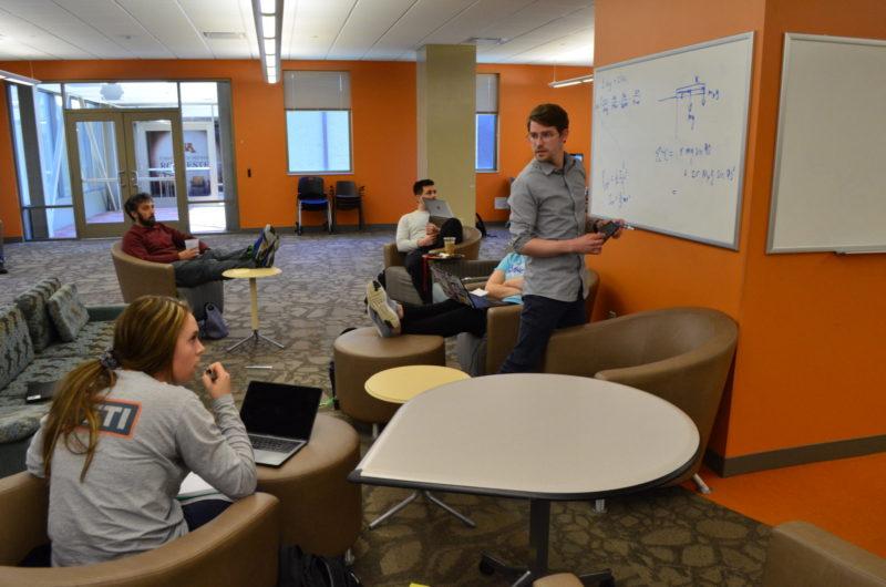 University shrinks achievement gap with student focused programs