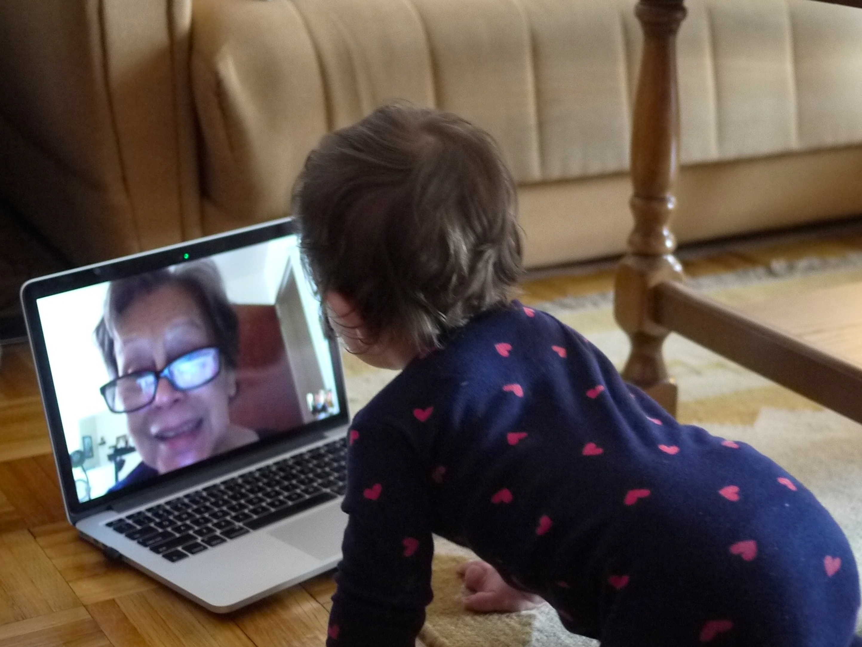 Why your toddler can't learn from a screen
