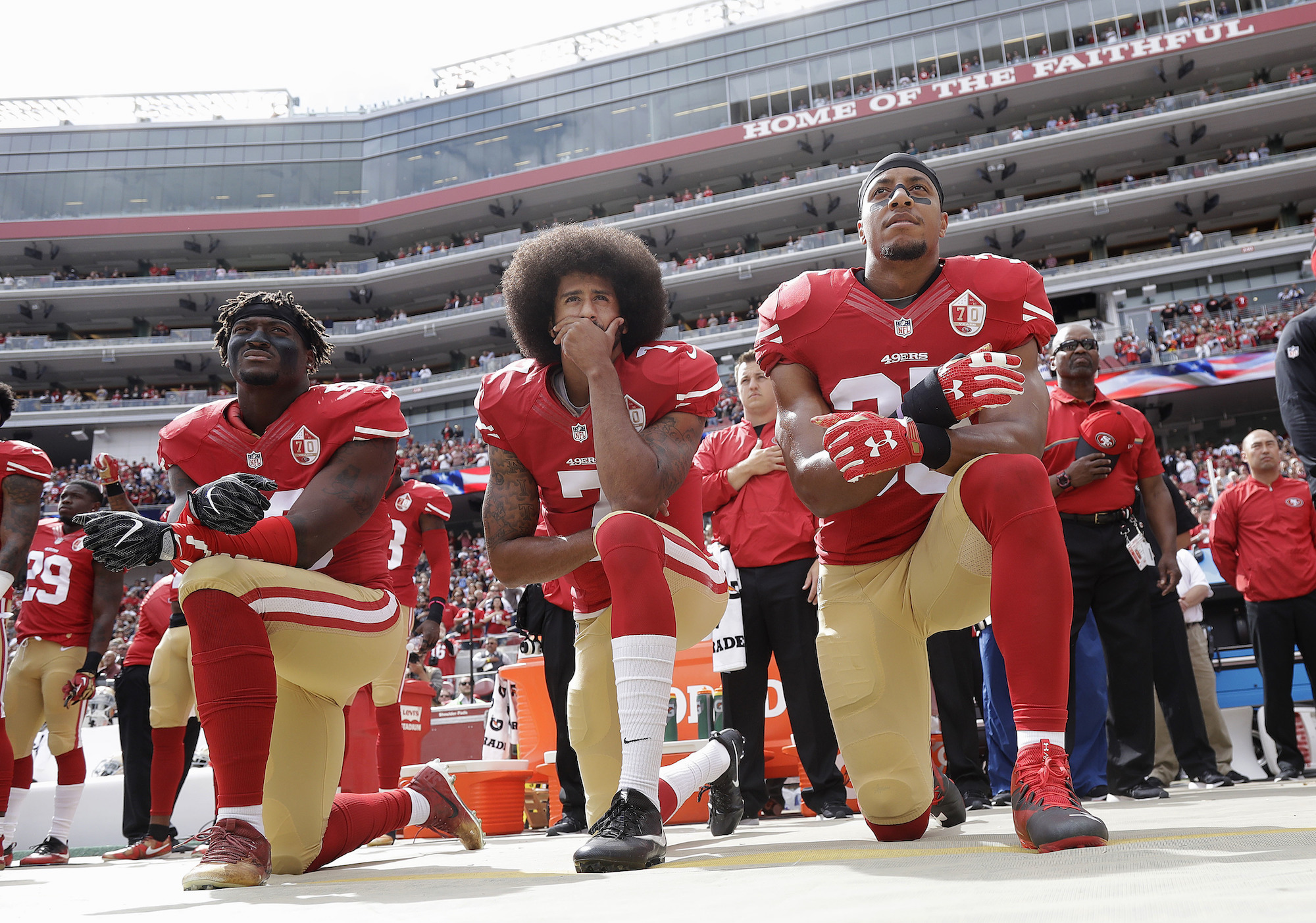 Black athletes have a trump card they are not using enough