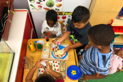 home based childcare