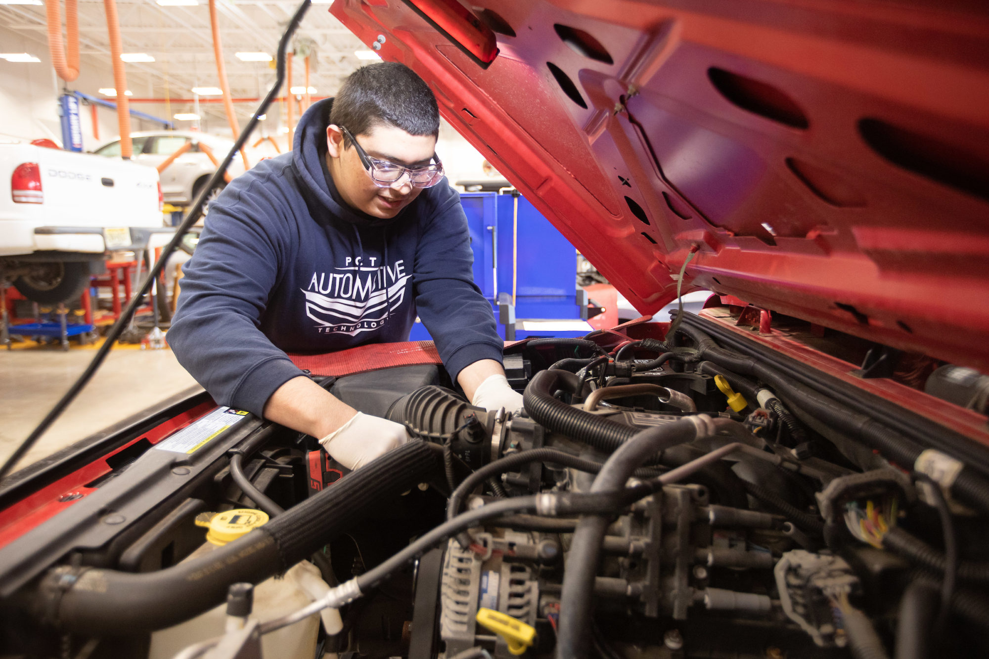 Vocational High Schools In Nj Prepare Students For College And Careers