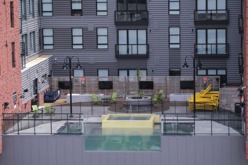 Luxury student housing worsening socioeconomic divide in
