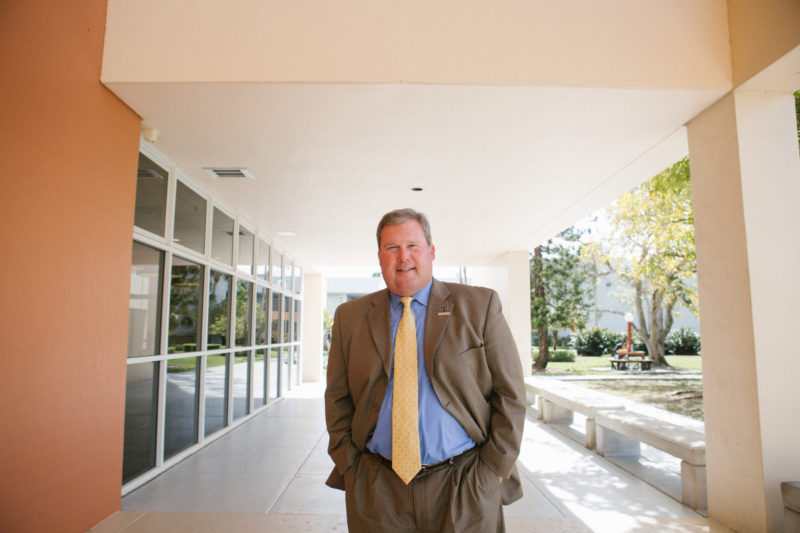 "David Armstrong, the new president of St. Thomas University near Miami, is candid about the strategy of expanding graduate programs to produce revenue. ""If there is no margin, there is no mission,"" Armstrong says."