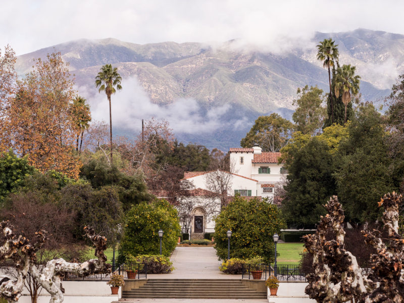 Scripps College in the foothills of California's San Gabriel Mountains, holds a one-week career-preparation program for students during its winter break, one of a handful of such events that are beginning to crop up on campuses nationwide during a period that goes otherwise generally unused.