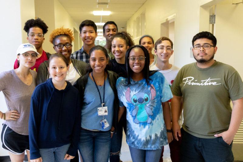 underrepresented students