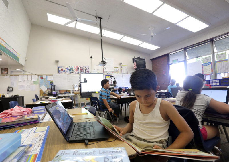 air quality in classrooms