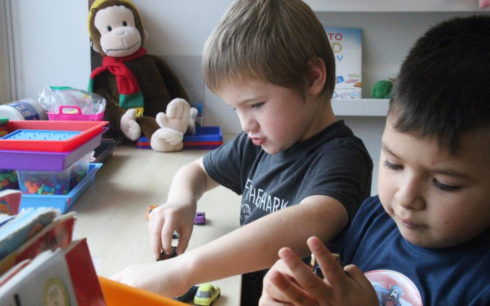 play-based kindergarten
