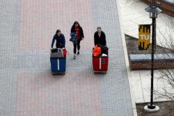 college campuses closing