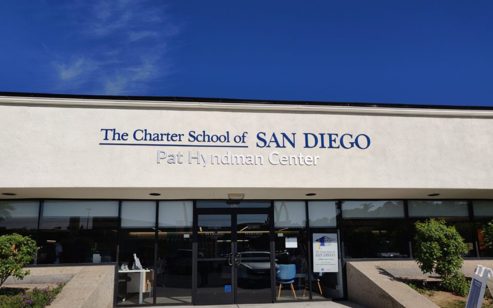 The Charter School of San Diego