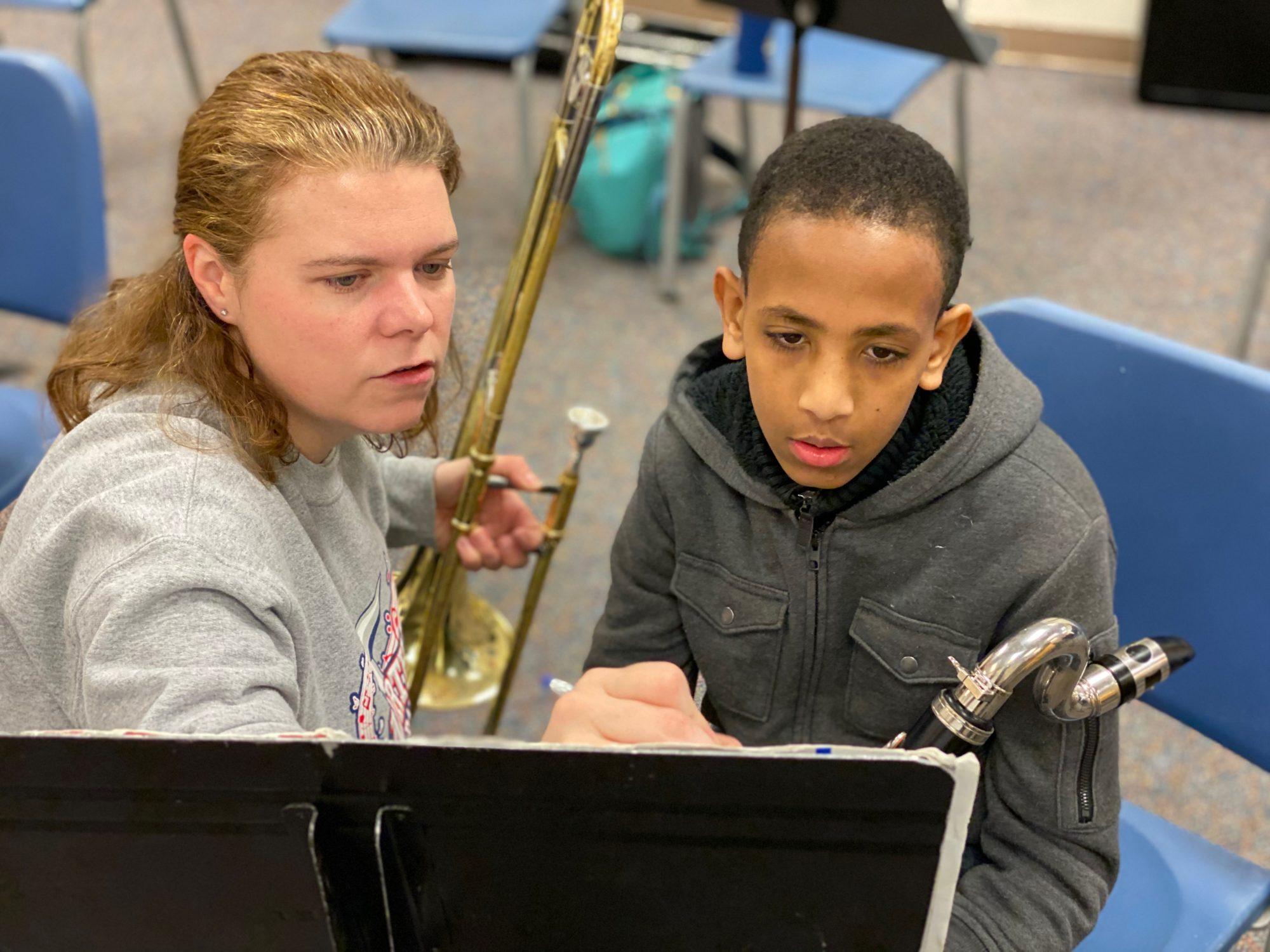 El futuro diverso del Medio Oeste estadounidense ya llegó a una escuela de Iowa
