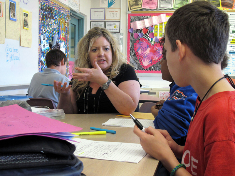 teaching persuasive essay writing to middle school students I expect my students to write with proper grammar, punctuation, and paragraphing, but the journal doesn't feel like a timed test or an in-class essay 20 minutes later, my students have written arguments that include all of the major features in this writing type.
