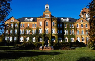 Saint Anselm College, a liberal arts college in New Hampshire.