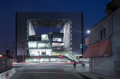 Emerson College's new Hollywood campus. (Photo: Emerson College)