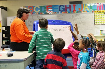 Advocates of early childhood education are surprised by new legislation that could bring state-funded pre-k to Mississippi for the first time. (Photo by Jackie Mader)