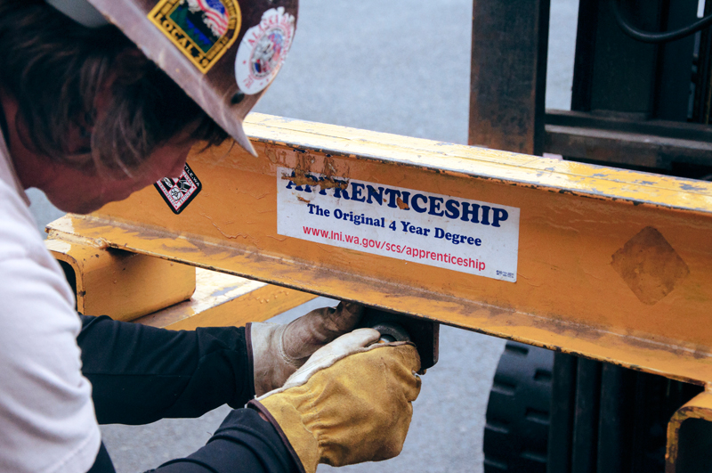 Economic reality marries age-old idea — apprenticeships