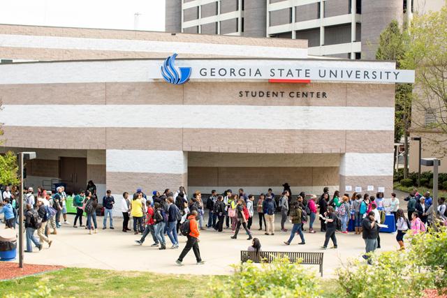 Georgia State University. (Source: Georgia State University)