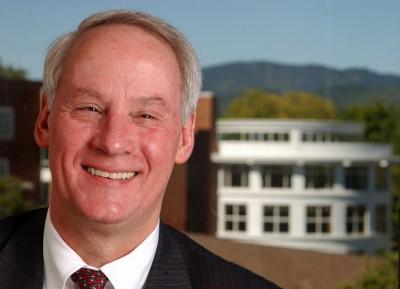 Oregon State University President Ed Ray (Photo: Oregon State University)