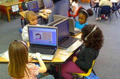 Kindergarteners At The Keyboard: A Look At KIPP Schools in Los Angeles