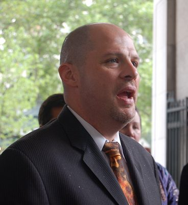 UFT President Michael Mulgrew (Photo courtesy GothamSchools)