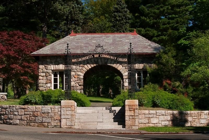 Massachusetts Bay Community College.