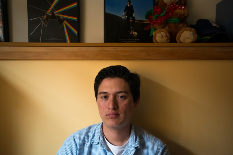 "Kenneth Maldonado joined Teach for America in 2011 in Seattle, where the organization's expansion efforts led to a controversial contract with Seattle Public Schools. Maldonado said that while he is supportive of TFA and its mission, its early missteps in Seattle were part of what he saw as the organization's ""misjudged optimism."" (Photo: Alexandra Hootnick"