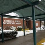 Charles Seipelt Elementary School's gains and losses are typical of a pattern uncovered by a USA TODAY investigation of the standardized tests of millions of students in six states and the District of Columbia. (Photo by By Amanda Davidson, Cincinnati Enquirer)